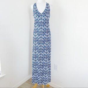 NWOT Lily Pulitzer Kerri Maxi Dress in A Mermaids Tail